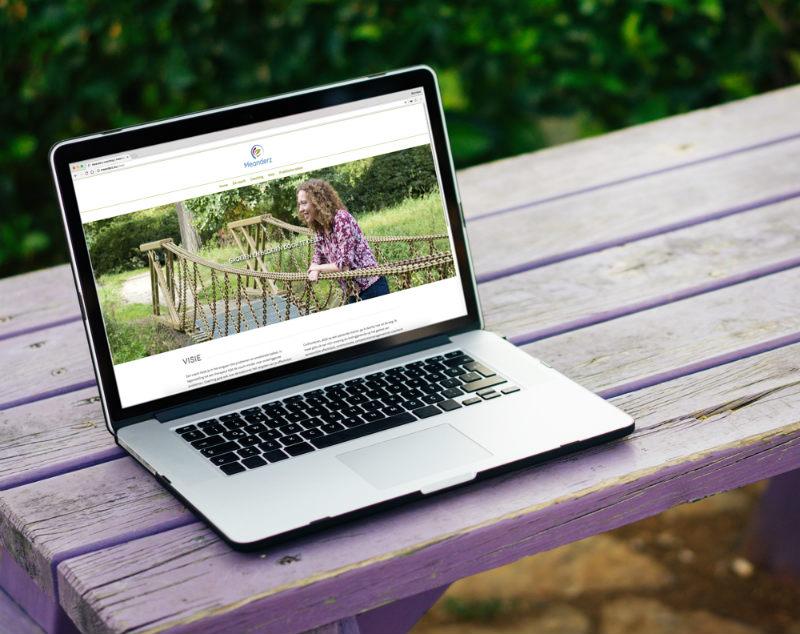 Meanderz website